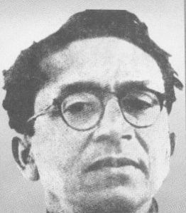 Satinath Bhaduri-bw